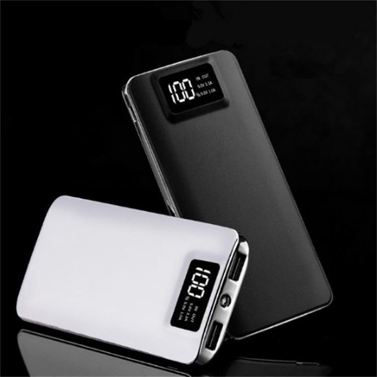 Customised Polymer mobile phone general portable power bank ,  corporate gifts