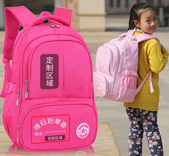 Customised Primary school students travel bags ,  corporate gifts