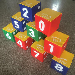 Customised Puzzle assembled building blocks baby toy ,  corporate gifts