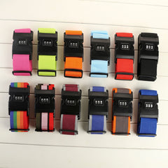 Customised Rainbow Code Lock Customized Packing Belt ,  corporate gifts