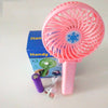 Load image into Gallery viewer, Customised Rechargeable mini hand fan ,  corporate gifts