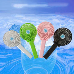 Customised Rechargeable mini hand fan ,  corporate gifts