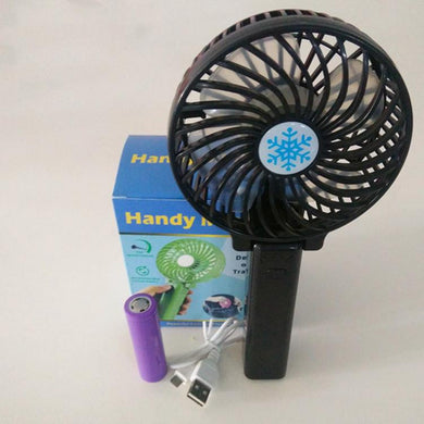Corporate Gifts - Rechargeable mini hand fan