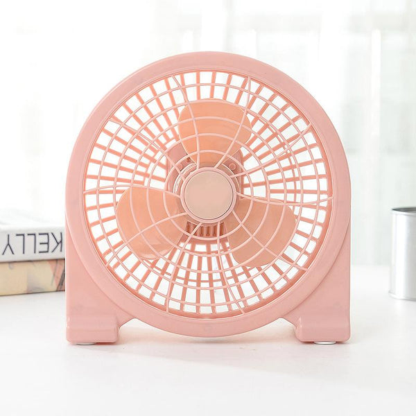 Customised Rechargeable portable mini fan ,  corporate gifts