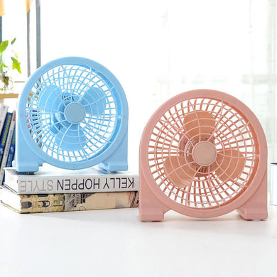Corporate Gifts - Rechargeable portable mini fan