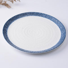 Customised Simple Western Temperature Ceramic Plate ,  corporate gifts
