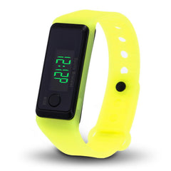 Customised Single-button Night Light Large Screen Pedestrian Watch ,  corporate gifts