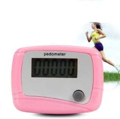 Corporate Gifts - Single key LCD screen electronic pedometer