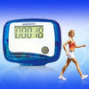Customised Single key LCD screen electronic pedometer ,  corporate gifts