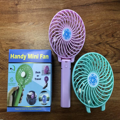 Corporate Gifts - Small USB electric fan