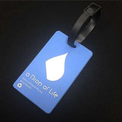 Corporate Gifts - Soft PVC luggage tag
