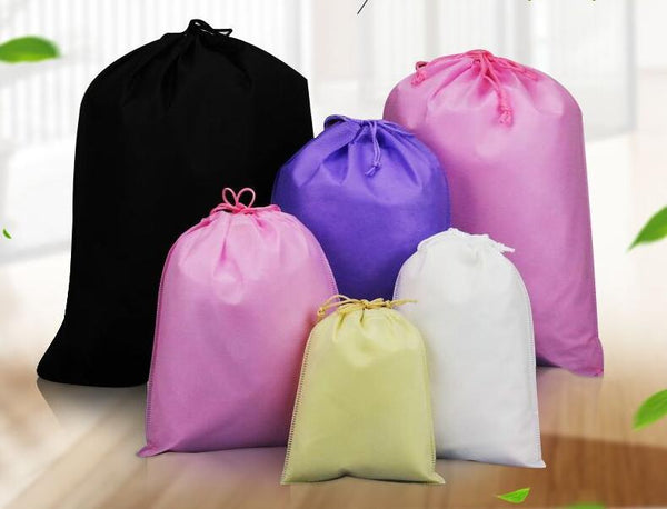 Customised Spot non-woven drawstring pocket bag ,  corporate gifts