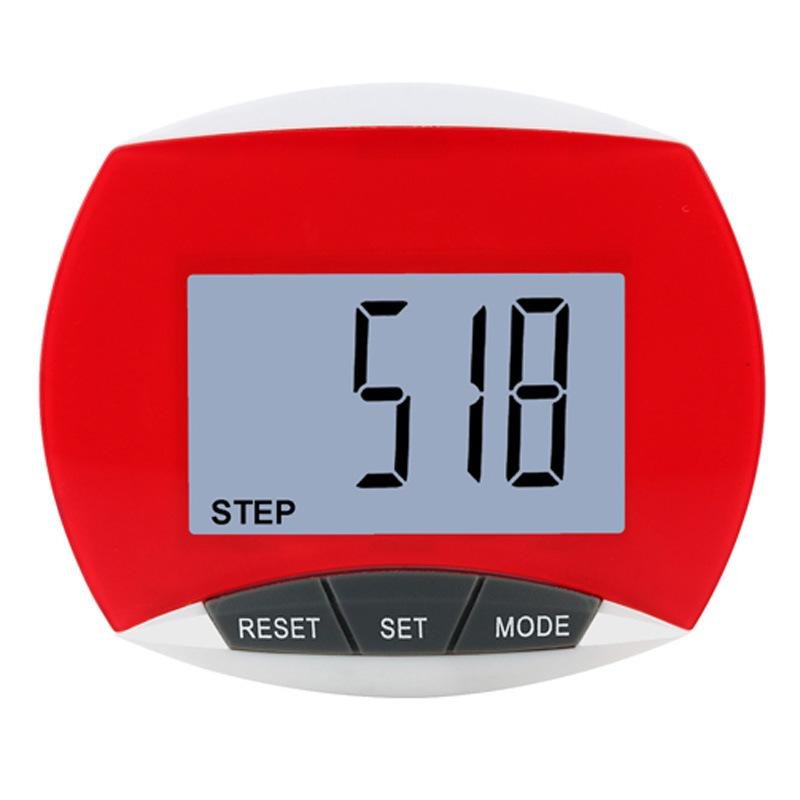 Customised Spot wholesale large screen electronic pedometer ,  corporate gifts