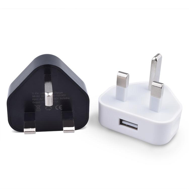 Customised Standard  USB Charger Portable Adapter ,  corporate gifts