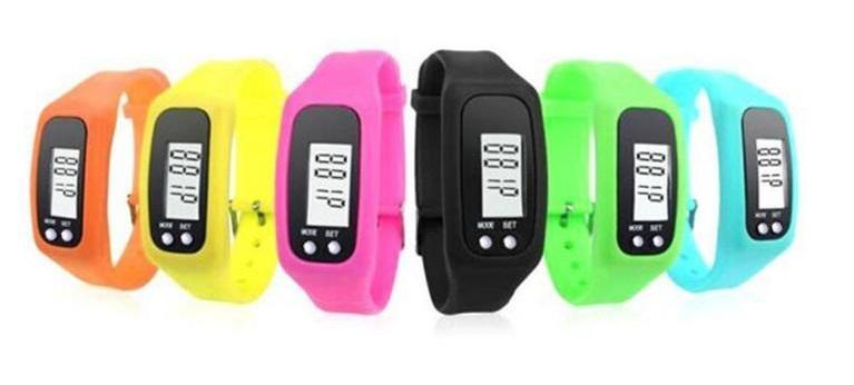 Corporate Gifts - Student led bracelet table new pedometer