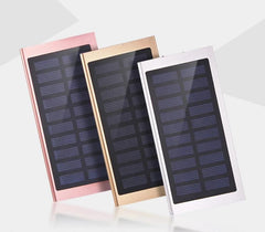 Corporate Gifts - Ultra-thin solar mobile power bank
