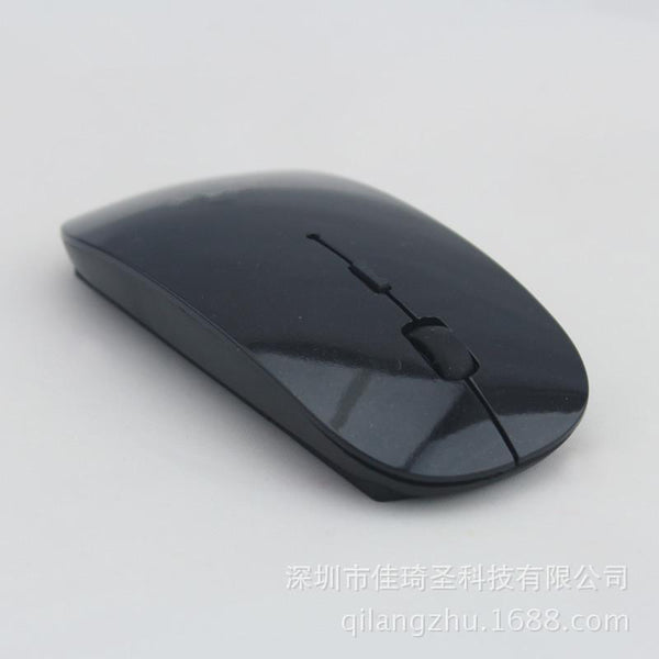 Customised Ultra-thin style 2.4G Wireless mouse ,  corporate gifts