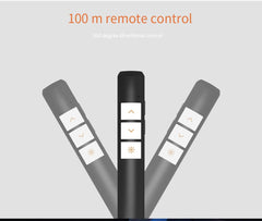 Customised reless remote control projection pen ,  corporate gifts