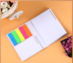 Customised Post-It Color Shaped Note Paper ,  corporate gifts