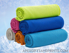 Customised ICEOOL Microfibre Towel ,  corporate gifts