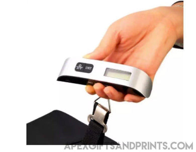 Corporate Gifts - LED Digital Luggage Scale