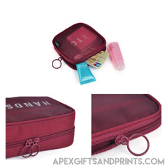 Corporate Gifts - Mesh Toiletries Pouch
