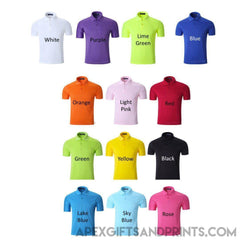 Customised Polo T Dri Fit Shirt ,  corporate gifts