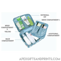 Customised Premium Toiletries Pouch ,  corporate gifts
