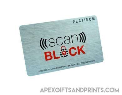 Corporate Gifts - RFID/NFC Anti-Theft Scanning Card