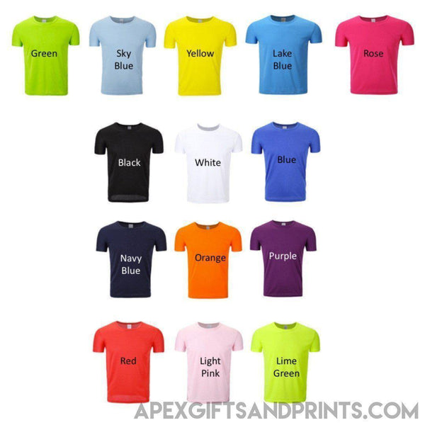 Customised Round Neck Dri Fit T Shirt ,  corporate gifts