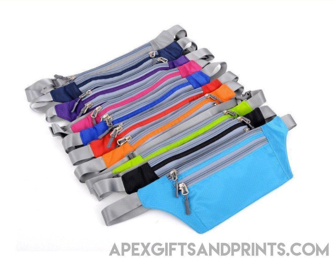 Customised Slim Waist Pouch ,  corporate gifts