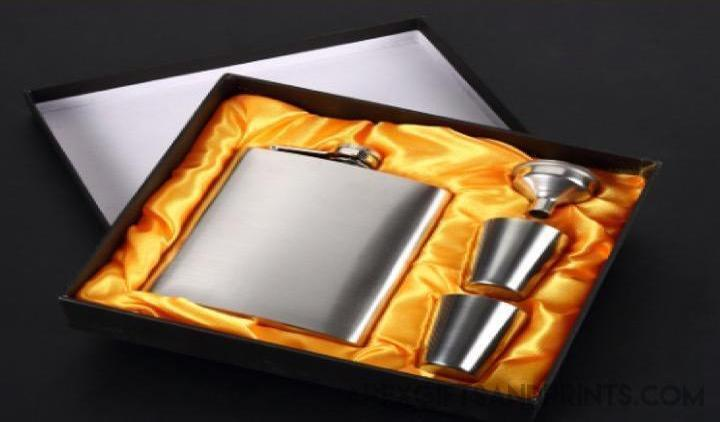 Customised Whiskey Hip Flask ,  corporate gifts