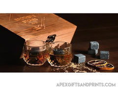 Corporate Gifts - Whiskey Stone Gift Set