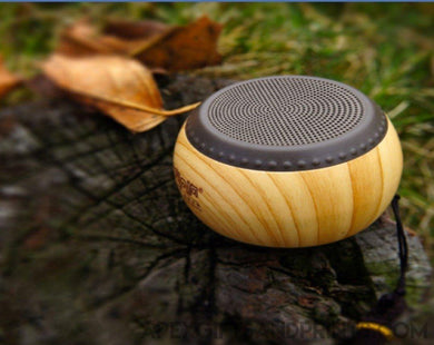 Corporate Gifts - Wooden Bluetooth Speaker Bluetooth