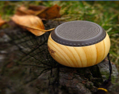 Customised Wooden Bluetooth Speaker , Bluetooth corporate gifts