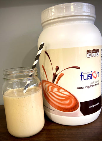 Bariatric Fusion Cappuccino Meal Replacement