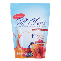 Fruit Punch Bariatric Calcium Citrate Soft Chews - Bone & Metabolic Support