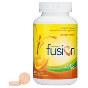 Orange Cream Complete Chewable Bariatric Multivitamin - Bariatric Fusion