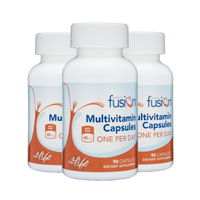 Bundle and Save - One PER Day Bariatric Multivitamin Capsule with 45mg IRON