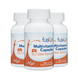 Bundle and Save - One PER Day Bariatric Multivitamin Capsule with 45mg IRON - Bariatric Fusion