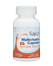 One PER Day Bariatric Multivitamin Capsule with 45mg IRON - 3 Month Supply - Bariatric Fusion