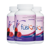 Bundle and Save - Mixed Berry Complete Chewable Bariatric Multivitamin - Bariatric Fusion