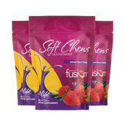 Bundle and Save - Mixed Berry Soft Chews Bariatric Multivitamin - Bariatric Fusion