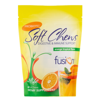 Orange Tropical Probiotic Soft Chew