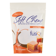 Caramel Bariatric Calcium Citrate Soft Chews - Bone & Metabolic Support - Bariatric Fusion