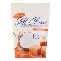 Caramel Flavor Bariatric Calcium Citrate Soft Chews
