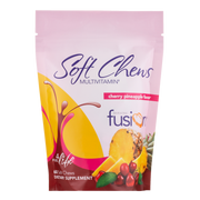 Cherry Pineapple Soft Chews Bariatric Multivitamin - Bariatric Fusion