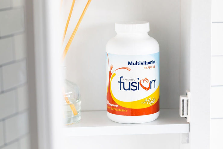Bariatric Multivitamin Capsule - 3 Month Supply - Bariatric Fusion