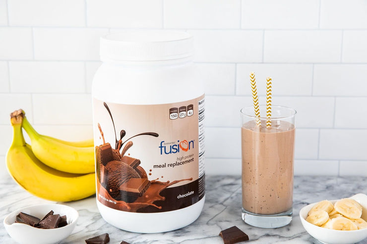 Chocolate High Protein Meal Replacement - Bariatric Fusion