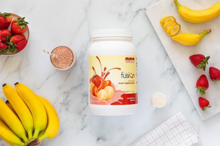 Strawberry Banana High Protein Meal Replacement - Bariatric Fusion